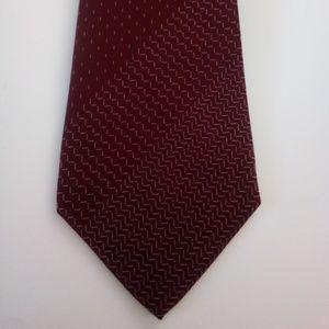 Missoni 100% Silk Necktie